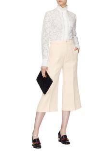 Gucci Flared suiting culottes