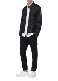 Moncler Genius x Craig Green 'Triton' matte panel down puffer jacket