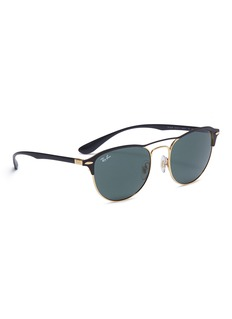 Ray-Ban 'RB3596' metal round sunglasses