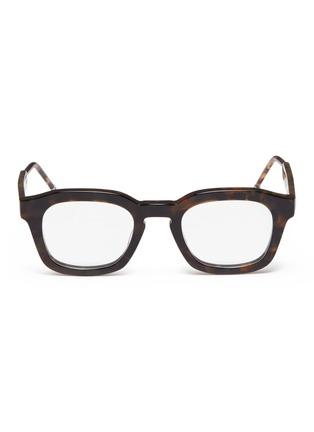015e8ca85afc Thom Browne.  Tokyo  tortoiseshell acetate square optical glasses