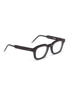 Thom Browne Acetate square optical glasses