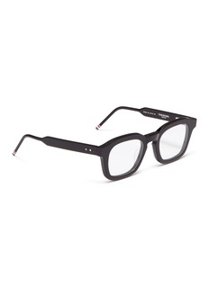 Thom Browne Acetate square optical glasses