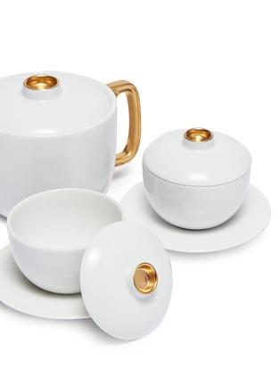 Detail View - Click To Enlarge - L'OBJET - Zen tea set