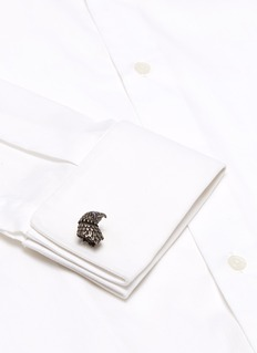 Tateossian Mechanical Eagle cufflinks