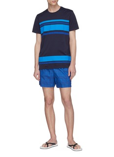 DANWARD Stripe T-shirt