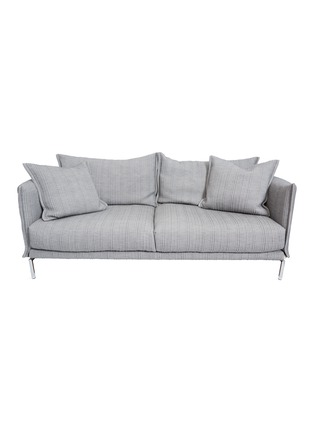 Main View - Click To Enlarge - MOROSO - Gentry two-seater sofa