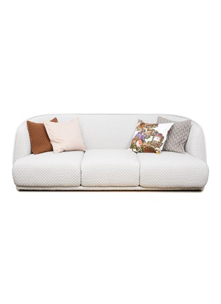 Main View - Click To Enlarge - MOROSO - Redondo three-seater sofa