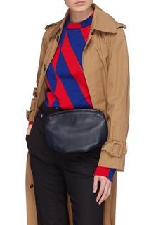 A-Esque 'Petal Pack' leather bum bag