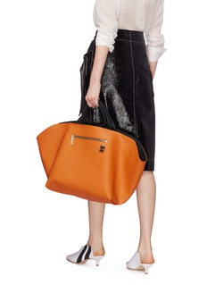 A-Esque 'Pick Up' reversible leather tote