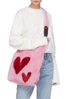 Simonetta Ravizza 'Tracolla' mink fur shoulder strap