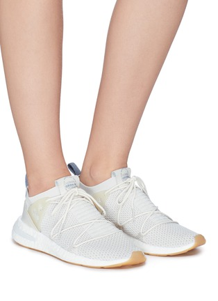 finest selection 790ac cbb0a Figure View - Click To Enlarge - adidas - Arkyn Primeknit boost™ slip