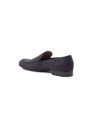 - Gianvito Rossi - Suede loafers