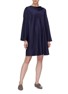 The Row 'Harper' cowl neck dress