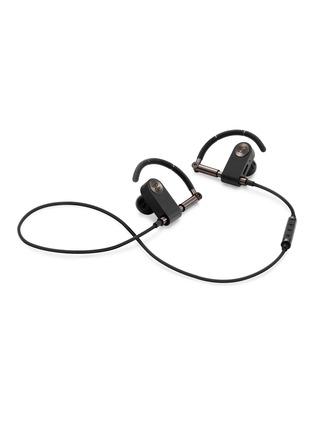 Detail View - Click To Enlarge - BANG & OLUFSEN - Earset wireless earphones – Graphite Brown