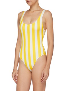 Solid & Striped 'The Anne-Marie' stripe one-piece swimsuit