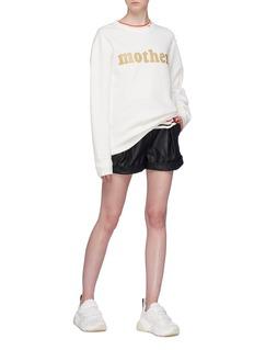 Acne Studios 'Mother' print sweatshirt