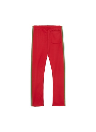 Figure View - Click To Enlarge - Acne Studios - 'Mini Norwich Face' patch kids track pants