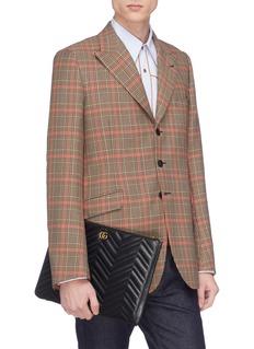Gucci 'GG Marmont' matelassé leather portfolio