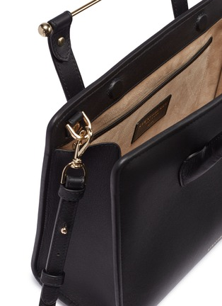 Detail View - Click To Enlarge - STRATHBERRY - 'The Strathberry Midi' leather tote