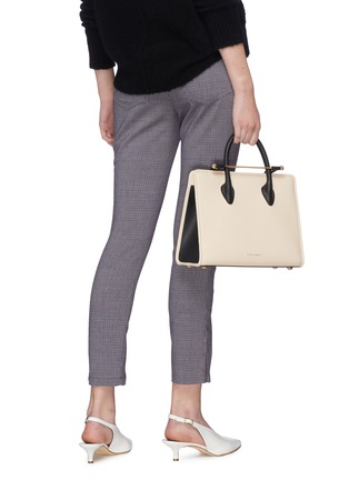 Figure View - Click To Enlarge - Strathberry - 'The Strathberry Midi' leather tote