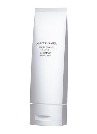 Main View - Click To Enlarge - SHISEIDO - Shiseido Men Deep Cleansing Scrub 125ml