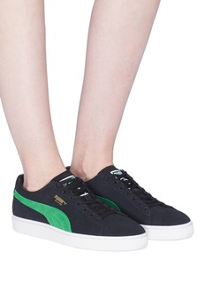 Puma 'Classic' suede sneakers
