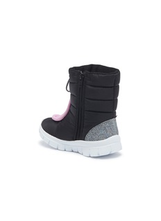 Sophia Webster 'Nevah Butterfly Mini' toddler snow boots