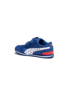 Puma x Justice League 'JL ST' Superman leather toddler sneakers