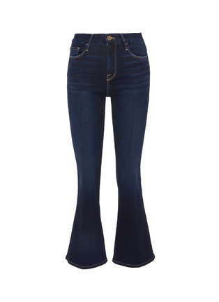 Main View - Click To Enlarge - FRAME DENIM - 'Le Crop Mini Boot' jeans