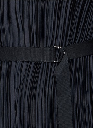 Detail View - Click To Enlarge - Tome - Pleated V-neck jumpsuit