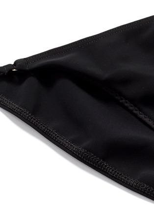 Detail View - Click To Enlarge - Zimmermann - 'Sakura' bonded bikini bottoms