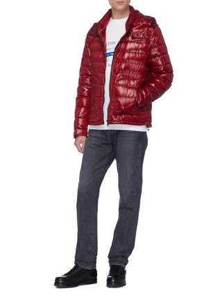 Figure View - Click To Enlarge - 49WINTERS - 'The Down' down puffer jacket