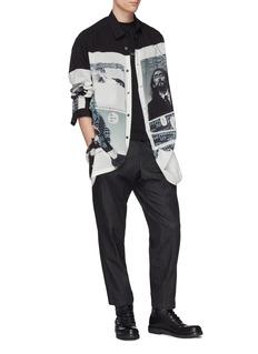 Yohji Yamamoto Zip pocket jeans