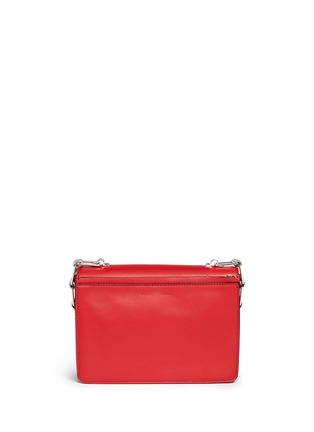 Back View - Click To Enlarge - Proenza Schouler - 'Hava Chain' flap leather bag