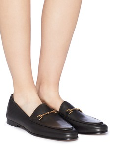 Sam Edelman 'Loraine' horsebit leather step-in loafer
