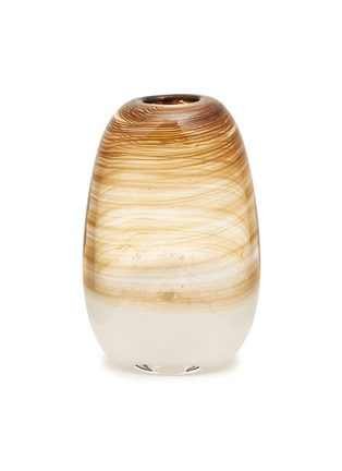 Main View - Click To Enlarge - Lsa - Forest tall vase – Bark