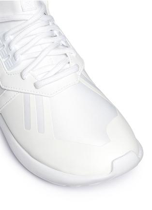 Detail View - Click To Enlarge - Adidas - 'Tubular Runner' neoprene sneakers