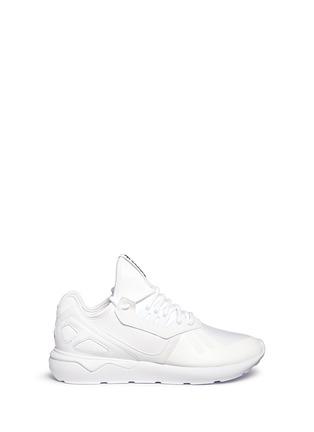 Main View - Click To Enlarge - Adidas - 'Tubular Runner' neoprene sneakers