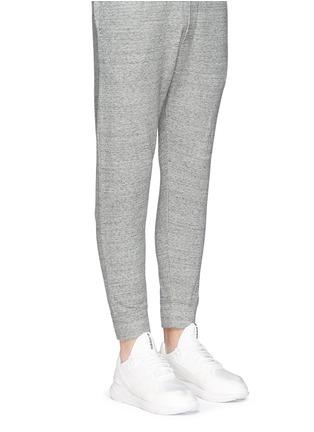 Figure View - Click To Enlarge - Adidas - 'Tubular Runner' neoprene sneakers