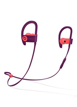 Detail View - Click To Enlarge - Beats - Powerbeats³ wireless earphones –  Pop Magenta 980c4bb23