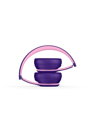 Detail View - Click To Enlarge - BEATS - Solo³ wireless on-ear headphones –Pop Violet