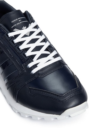Detail View - Click To Enlarge - Adidas - 'Formel 1' leather sneakers