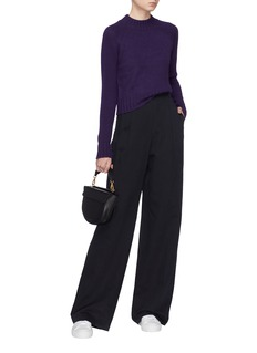 Vince Cashmere cropped sweater