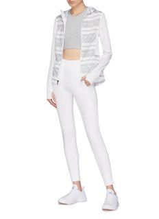 Calvin Klein Performance Logo print tapered sweatpants