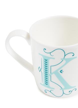 Detail View - Click To Enlarge - FORTNUM & MASON - Fortnum's Alphabet mug – K