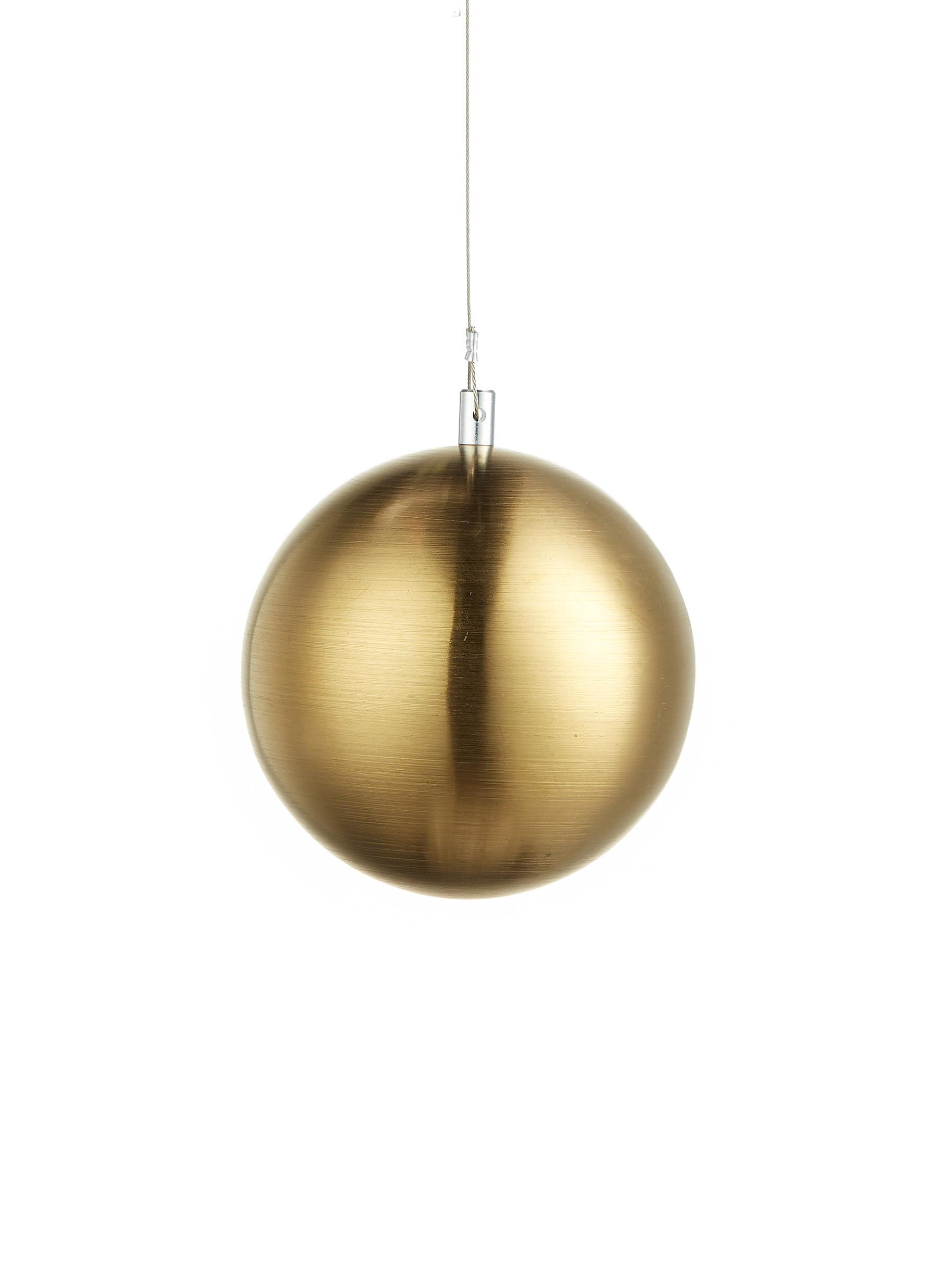 Shishi As | Brushed ball large Christmas ornament | Women | Lane ...