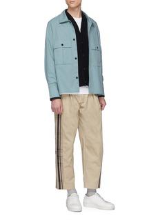 FFIXXED STUDIOS 'Ayako' chest pocket stripe shirt