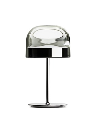 Main View - Click To Enlarge - FONTANAARTE - Equatore small table lamp – Black Chrome