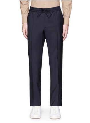 Main View - Click To Enlarge - Valentino - Side piping jogging pants
