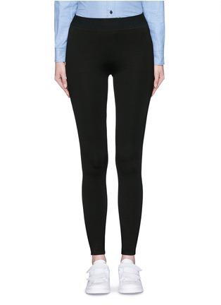 Main View - Click To Enlarge - rag & bone/JEAN - 'Reilly' zip cuff leggings